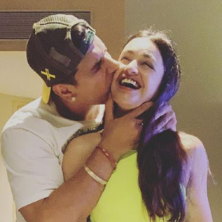 Prince Narula steals a kiss with Yuvika Chaudhary on her birthday; Says 'You make my life worth living'