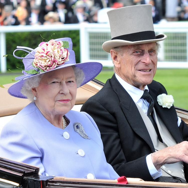 Prince Philip would have been 100 today, i.e. June 10
