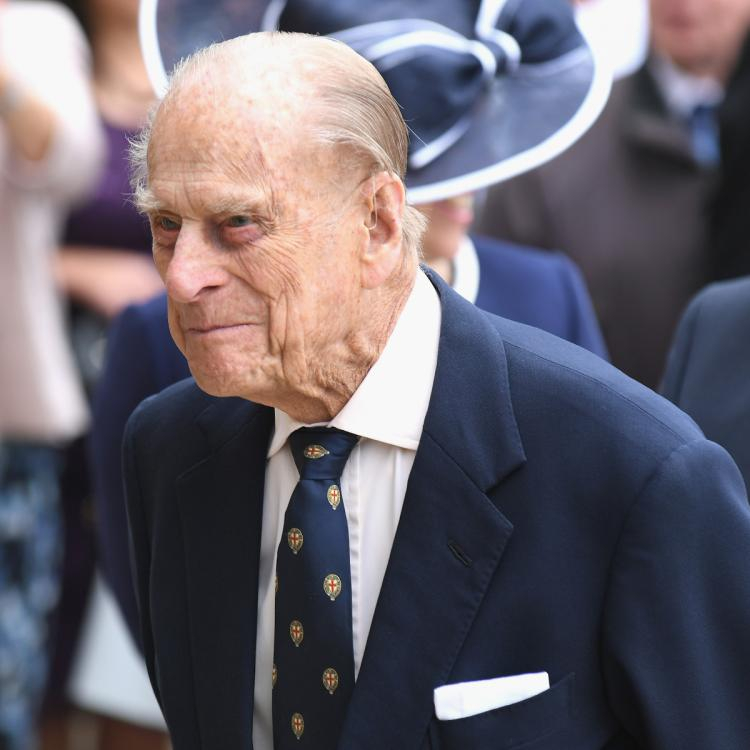 Prince Philip's passing marked by gun salute