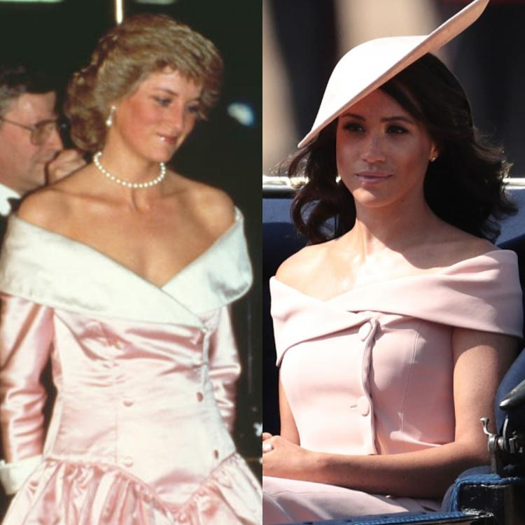 Meghan Markle Style Sheet: All the times Princess Diana influenced former Duchess of Sussex's fashion choices