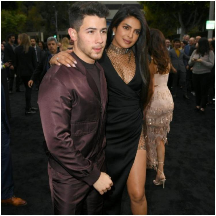 Priyanka Chopra Jonas, Nick Jonas pose with happy bunch at Kevin and Danielle Jonas' 10th anniversary bash