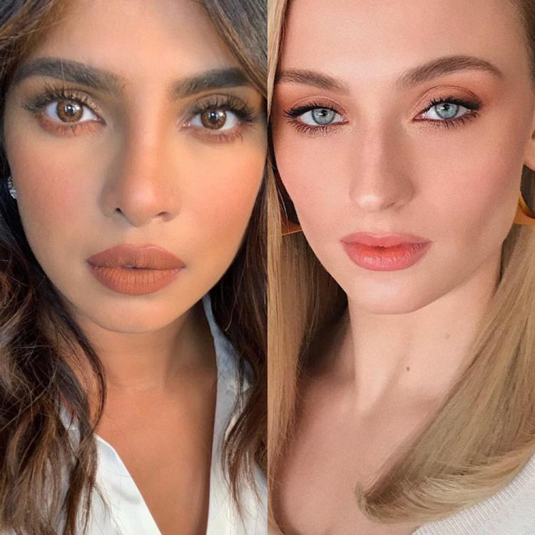 Priyanka Chopra Jonas to Sophie Turner: 5 Celebrities who have tried and tested the Terracotta makeup look