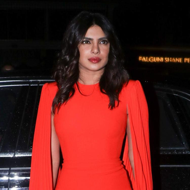 Priyanka Chopra Jonas announces her own hair care brand to be launched on January 31