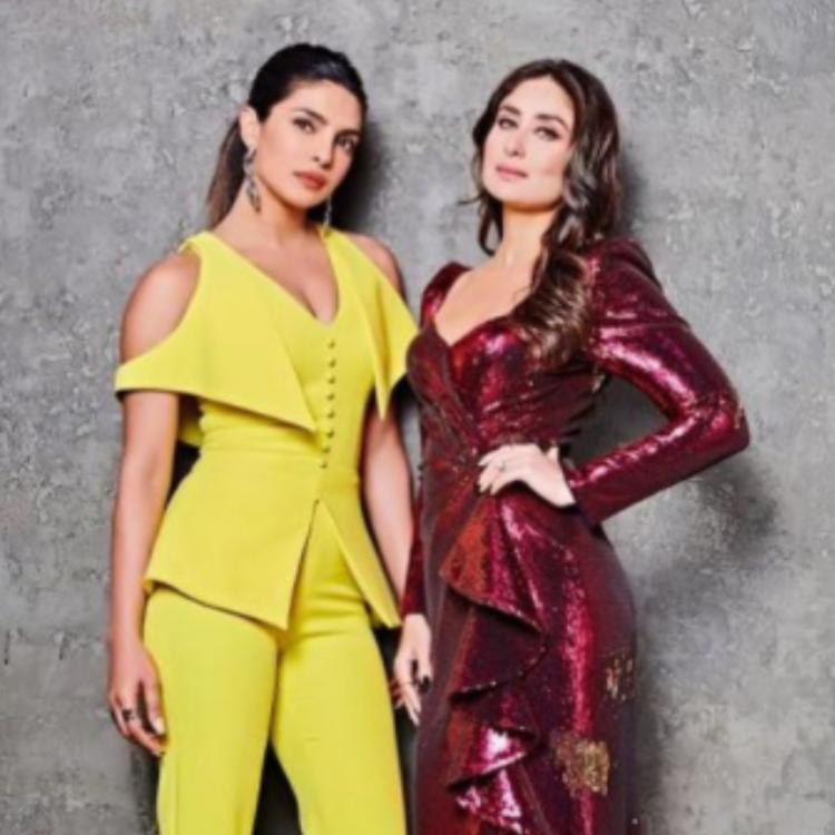 Kareena Kapoor Khan's iconic PHAT dialogue from K3G gets a unique twist, all thanks to Priyanka Chopra; WATCH