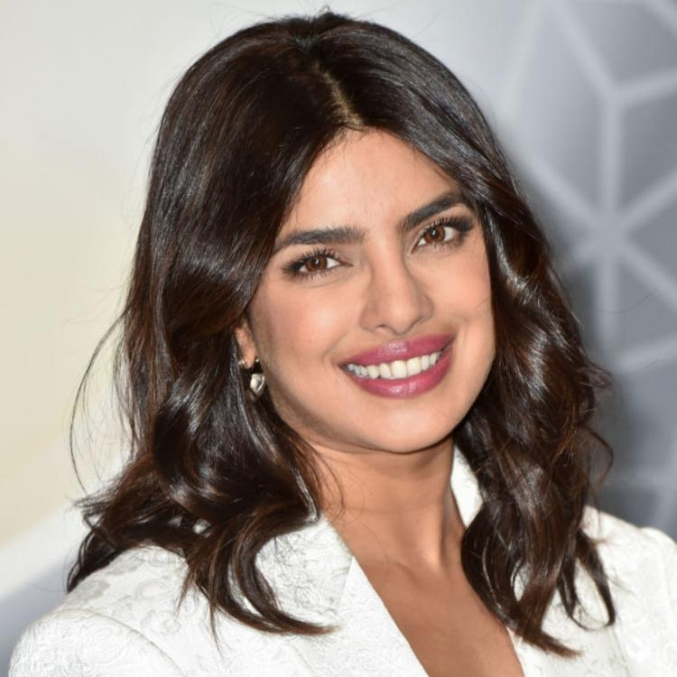 PHOTOS: Priyanka Chopra Jonas looks stunning in an all white suit ...