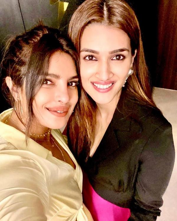 EXCLUSIVE: Kriti Sanon on Panipat: If people are comparing my role with Priyanka Chopra's Kashi, it is great