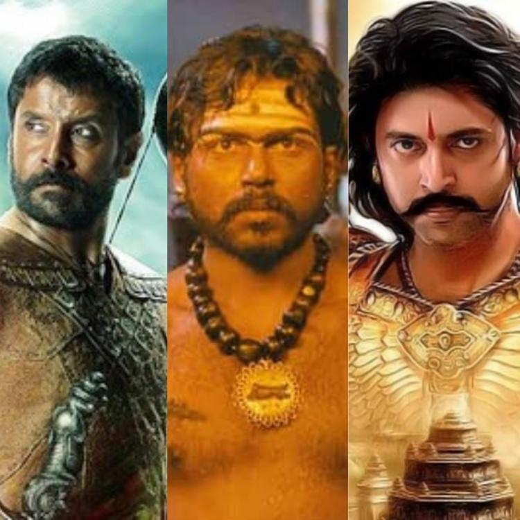 Poll: Who do you think will play the role of Ponniyin Selvan in Mani Ratnam's magnum opus?