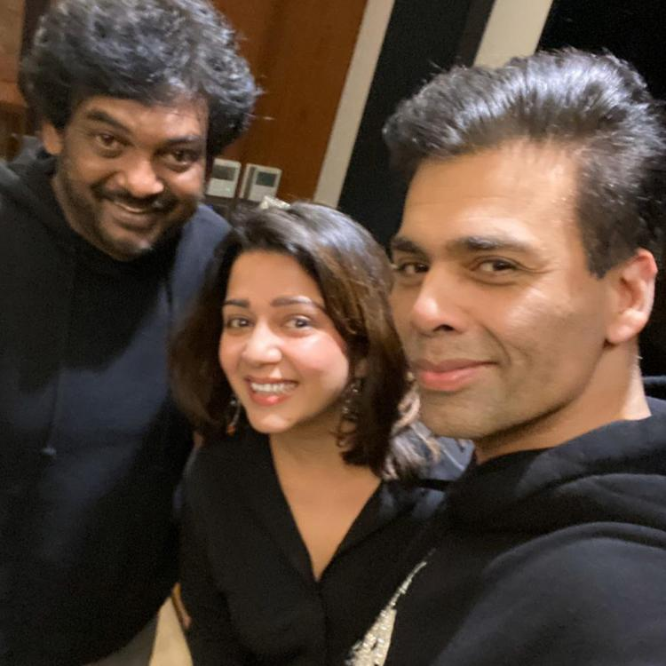 Puri Jagannadh completes 20 Years in the film industry: Karan Johar says, 'Tremendous love & respect'