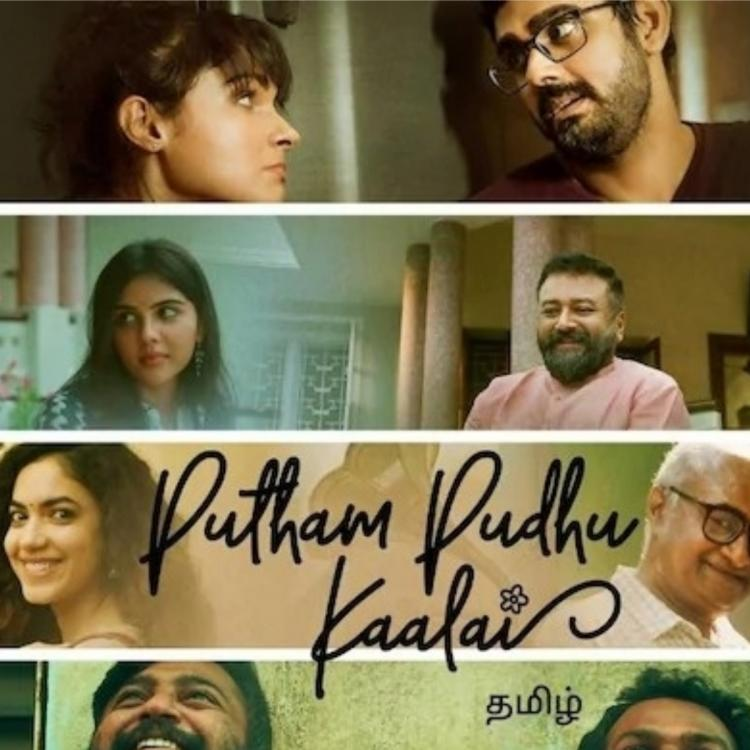 Putham Pudhu Kaalai Trailer: Multi directorial anthology promises beautiful tales of love & second chances