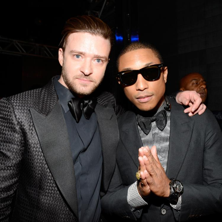 Justin Timberlake's Summer Love and Pharrell Williams' Happy have been added to this week's Quarantine Playlist