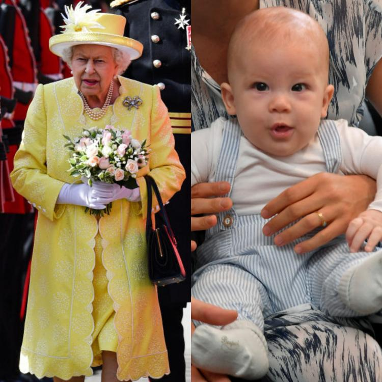 Queen Elizabeth's bright colours to Archie's shawl : 5 Royal outfits and their hidden meanings REVEALED