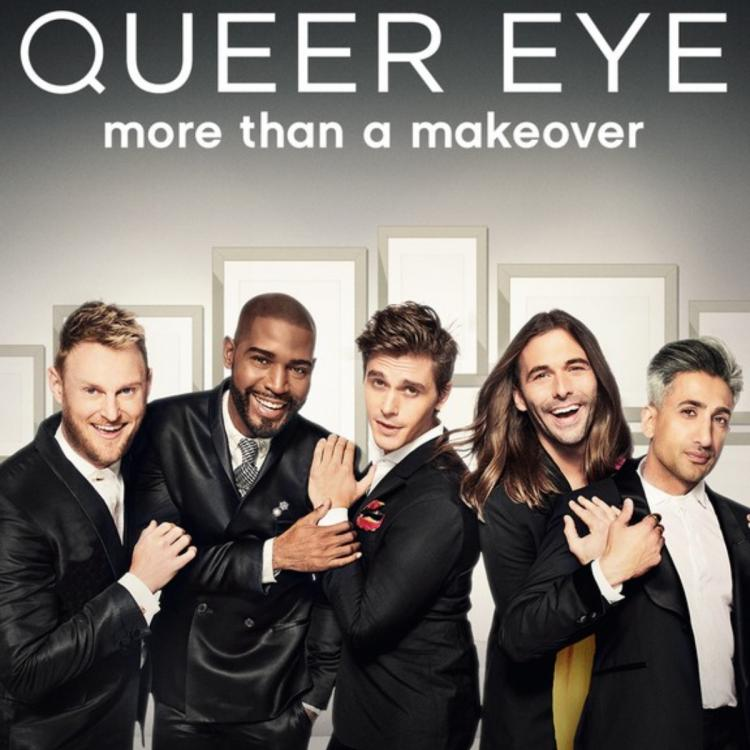 Queer Eye & the show's famous 5 RETURN to Texas