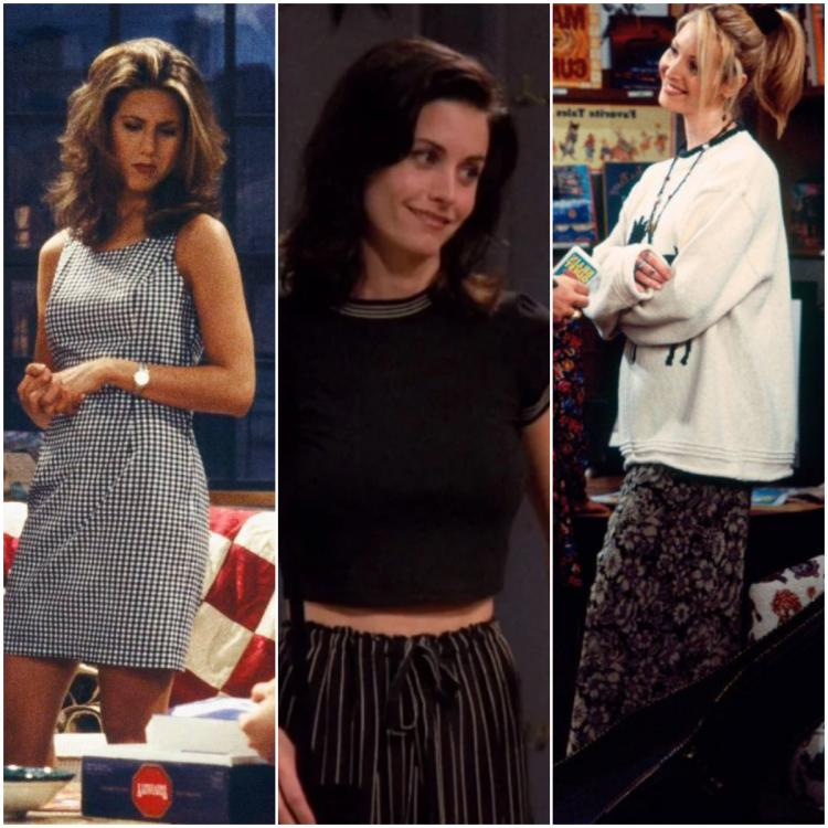 Rachel Green, Monica Geller & Phoebe Buffay's ICONIC Friends outfits are relevant even today and we have proof