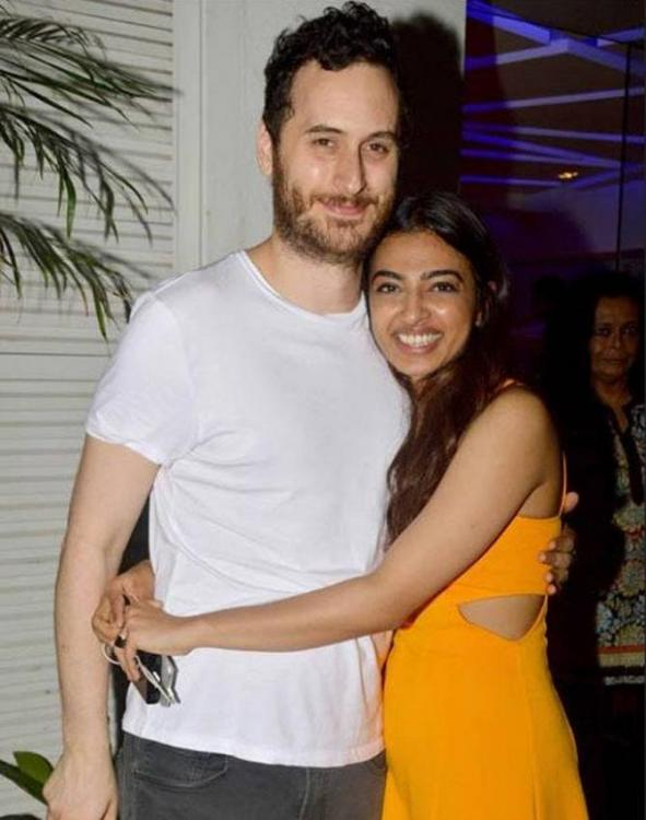 Radhika Apte on how she manages long distance relationship with husband: It's exhausting and expensive