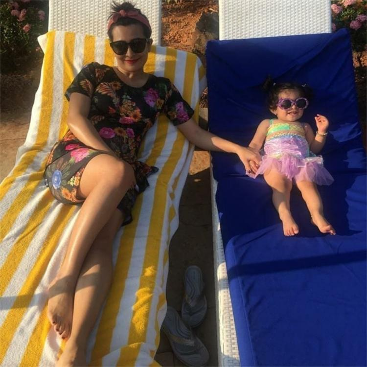 Radhika Pandit shares adorable photo with Ayra; Says daughters are the best friends that one would ever need