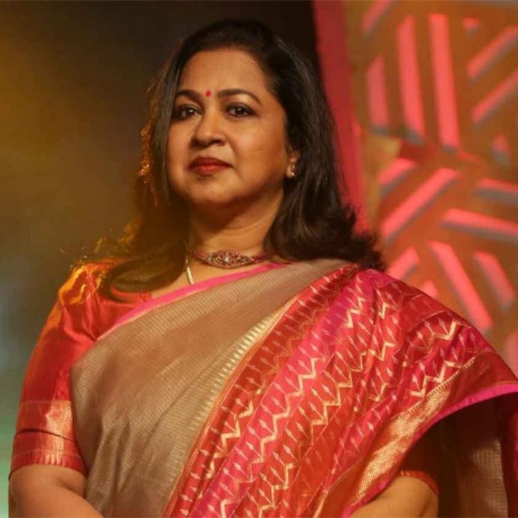 Radikaa Sarathkumar urges the south television industry to work more diligently as filming work resumes