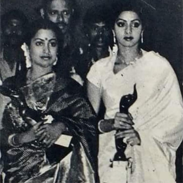Radikaa Sarathukumar relives memory with Sridevi on her birth anniversary; Shares a THROWBACK photo