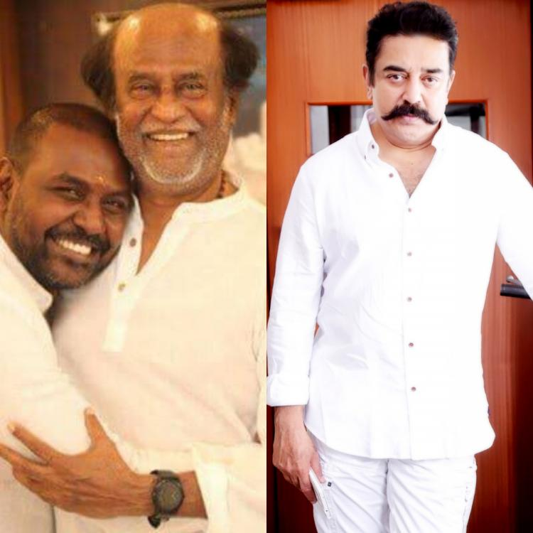 Raghava Lawrence reveals as a Rajinikanth fan he threw cow dung at Kamal Haasan's posters