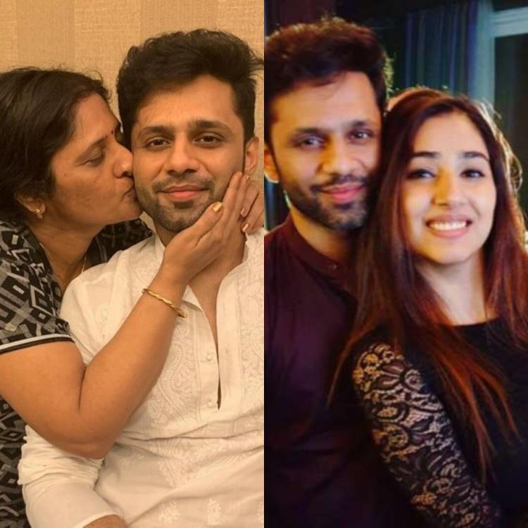 Rahul Vaidya's mom reacts on his proposal to Disha Parmar in Bigg Boss 14