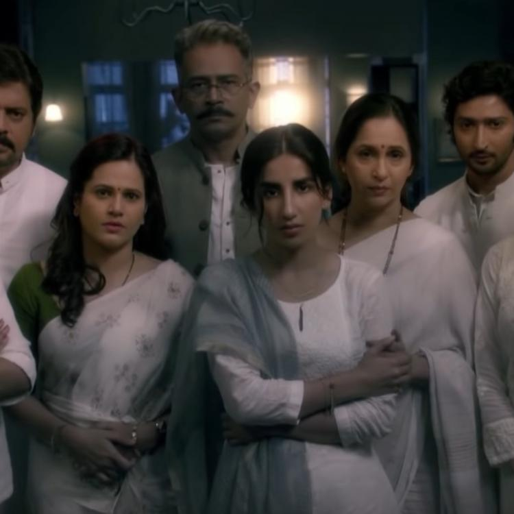 The Raikar Case Review: Ashvini Bhave stands out in this star studded concoction of murder mystery and drama