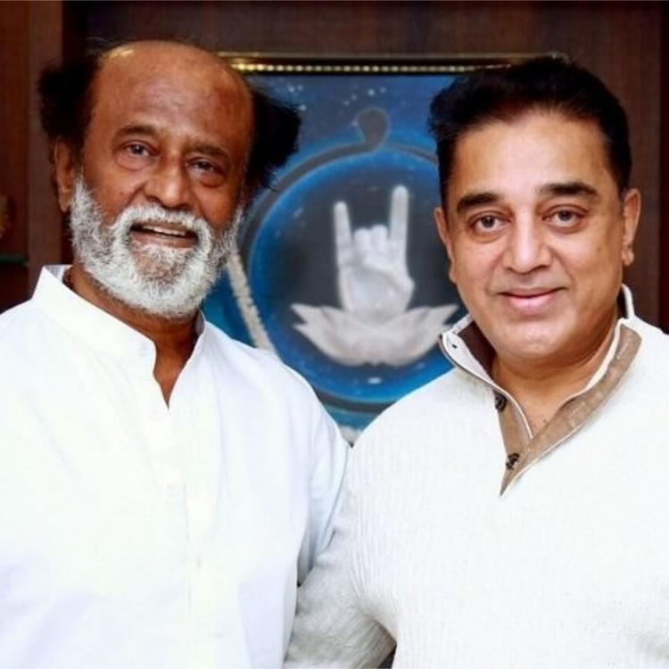 Kamal Haasan to meet Rajinikanth today to enquire about his health? Find Out
