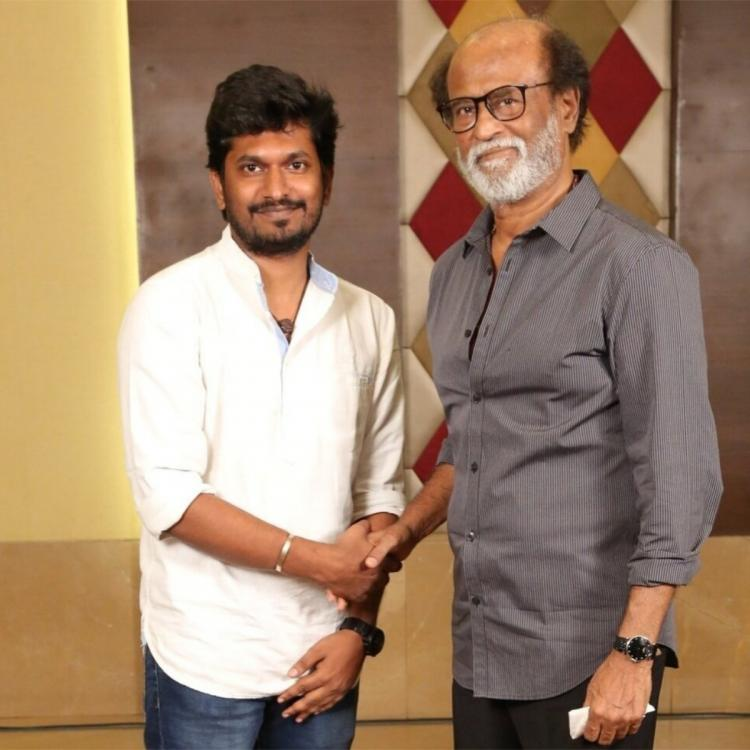 Rajinikanth is mighty impressed with Kannum Kannum Kollaiyadithaal; Lauds director Desingh Periyasamy