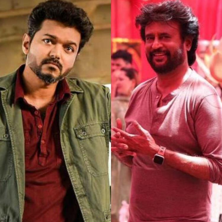 Rajinikanth targeted once again by the DMK leader; Dayanidhi Maran speaks in support of Thalapathy Vijay