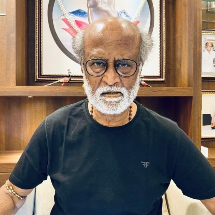Rajinikanth accepts his fault in marriage hall property tax controversy; Says he has learnt a lesson