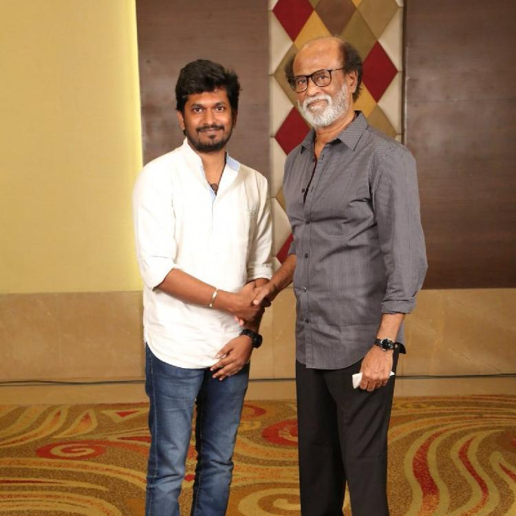 Desingh Periyasamy clears the air after rumours of his collaboration with Rajinikanth pile up