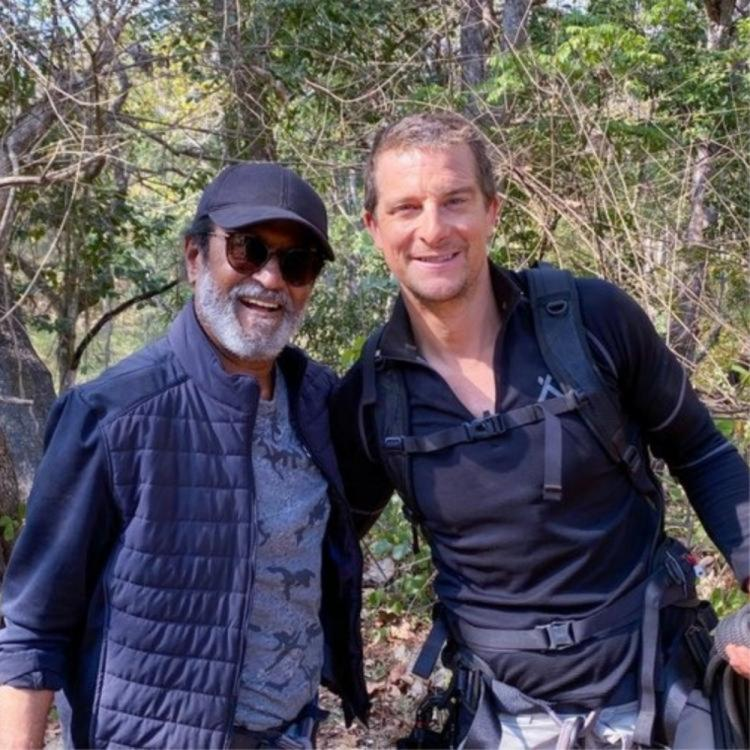 Rajinikanth's episode of Into The Wild with Bear Grylls to be aired on THIS date; Watch Video