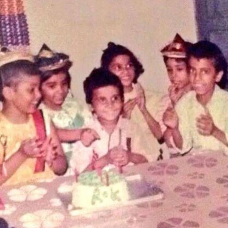 Throwback: When Rajkummar Rao treated fans with his childhood birthday photo and melted hearts