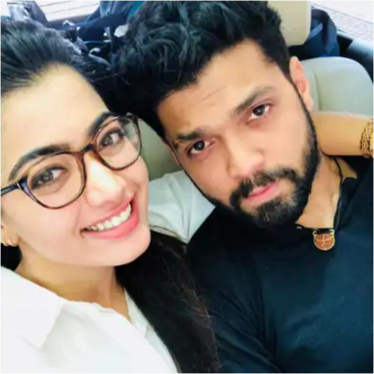 Rakshit Shetty opens up on his break up with Rashmika Mandanna; Says 'You have to move on'