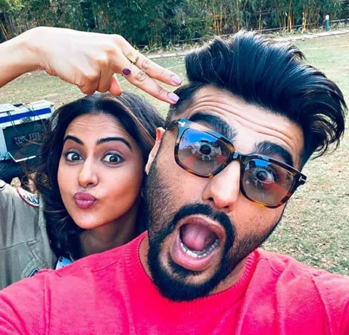 Rakul Preet & Arjun Kapoor to start shoot for their upcoming rom com in Mumbai as Europe schedule put on hold?