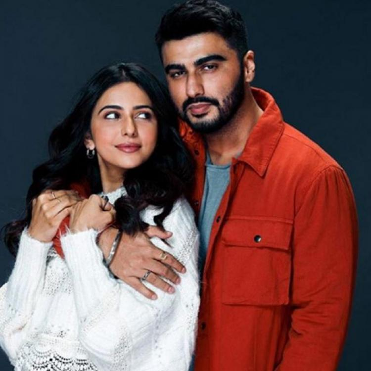 Rakul Preet Singh: I had tested COVID 19 negative the day before Arjun Kapoor's positive report came