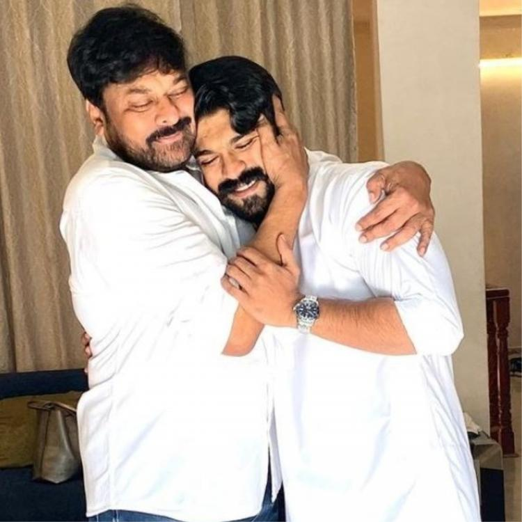 When Ram Charan regretted telling his father Chiranjeevi to stop advising: I gave it back to him & he left it