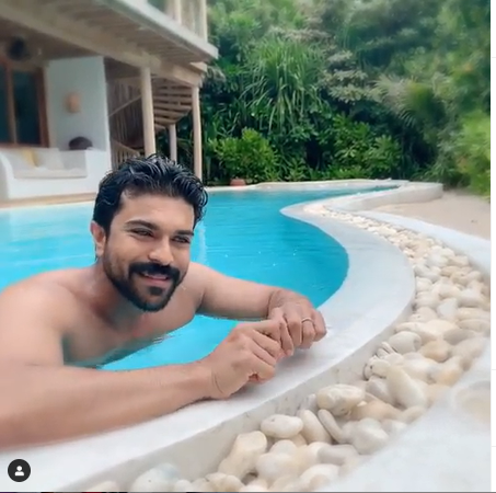 Ram Charan announces his Instagram debut in style; Samantha Akkineni, Tamannaah welcome him on board; WATCH