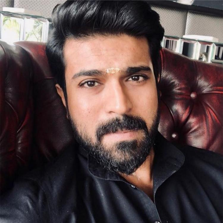 Ram Charan tests positive for COVID 19; Says he is asymptomatic and has quarantined himself