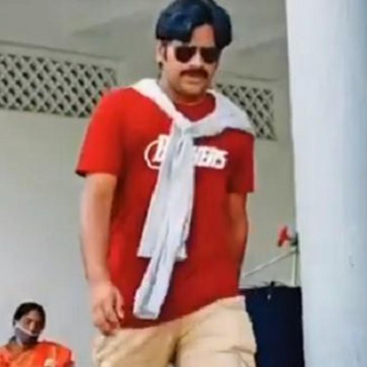 Ram Gopal Varma shares a video of Pawan Kalyan's look alike; Signs him for his next; WATCH