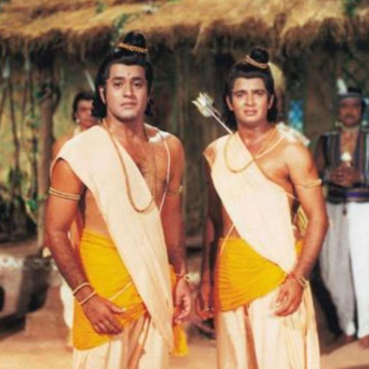 Throwback: Ramanand Sagar had THIS condition for roping in Arun Govil for Ram's role in Ramayan