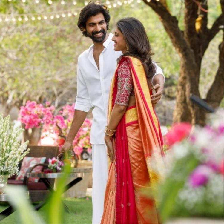Rana Daggubati and Miheeka Bajaj to have a special themed wedding; Only 30 guests to be part of the occasion?