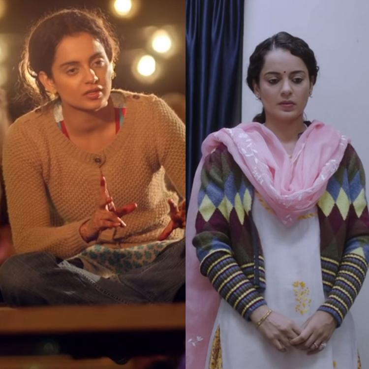 Rani in Queen or Jaya in Panga: Which character of Kangana Ranaut touched your heart the most? COMMENT