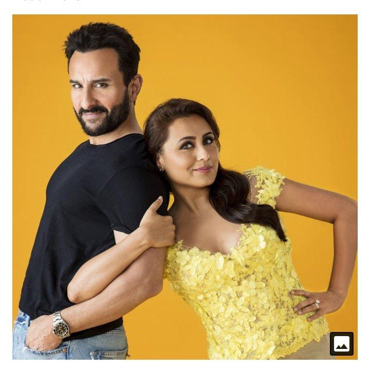 EXCLUSIVE: Saif Ali Khan on reuniting with Rani Mukerji for Bunty Aur Babli 2: It is not going to be Hum Tum 2