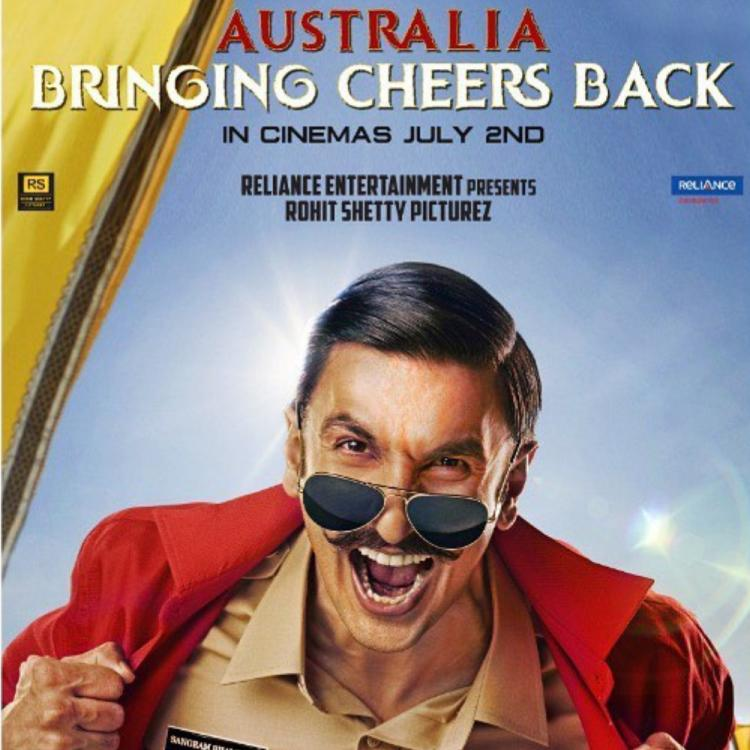 Ranveer Singh and Sara Ali Khan's film Simmba all set to have a theatrical release in Fiji and Australia