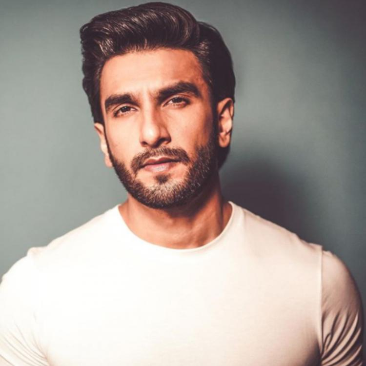 Ranveer Singh sports a serious expression in his latest PHOTOS & we are crushing over his look