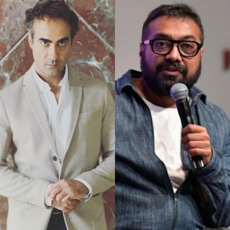 Ranvir Shorey & Anurag Kashyap engage in a fiery war of words; Former calls the director's replies unnecessary