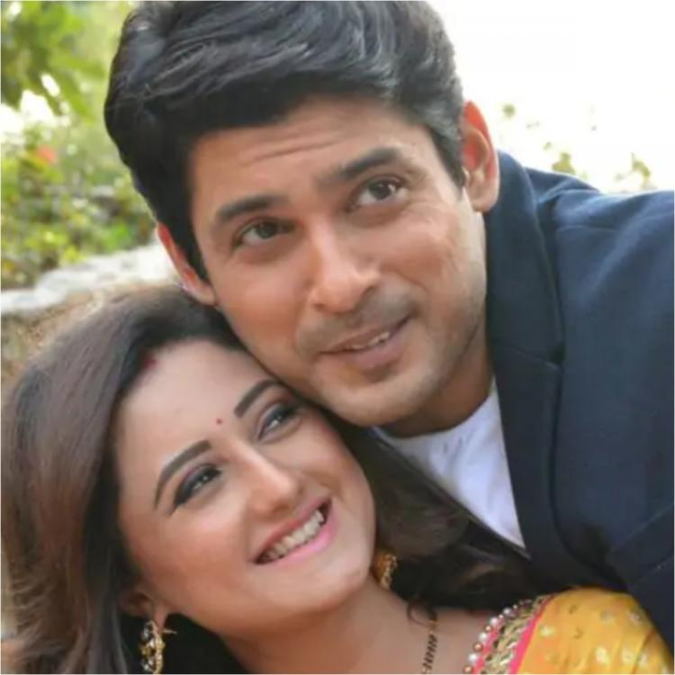 Rashami Desai and Sidharth Shukla's fan made sketch will make you miss their Dil Se Dil Tak days; Take a look