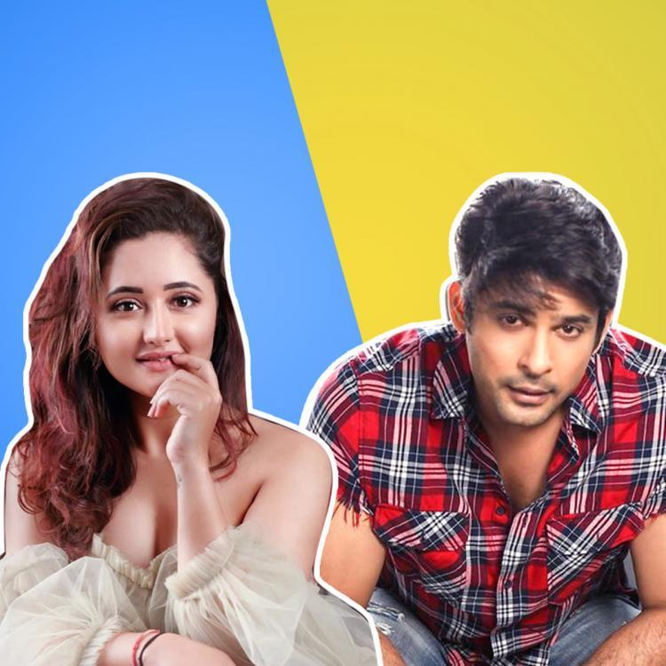 Rashami Desai reveals a sweet something about her fights in the past with Bigg Boss 13's Sidharth Shukla