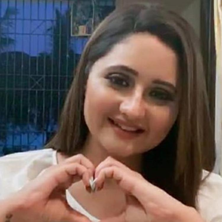 Rashami Desai's BTS video of her vanity van makeup session will leave you excited for Naagin 4 finale; WATCH