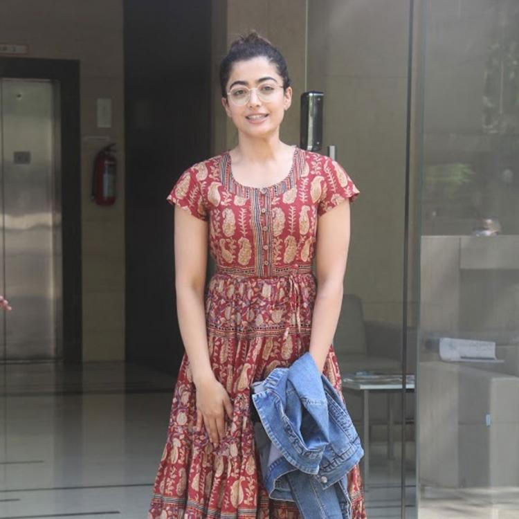 Rashmika Mandanna reveals her parents' first reaction upon hearing she will play daughter to Amitabh Bachchan in 'Goodbye'