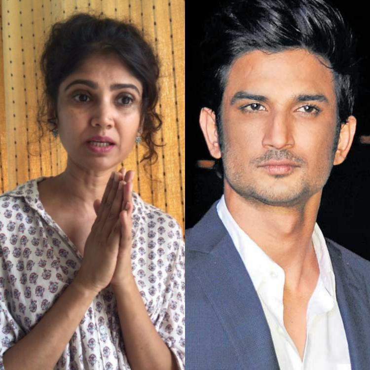Ratan Raajputh meets Sushant Singh Rajput's father & REVEALS she feels strong: I was disturbed post his demise